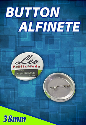 Button Alfinete 38mm - 1 un.