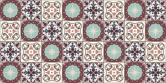 Adesivo Azulejo Português 21