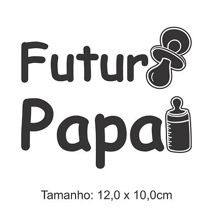 Adesivo Futuro Papai