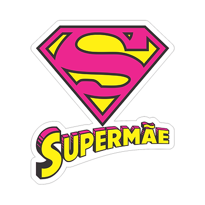 Adesivo SuperMãe