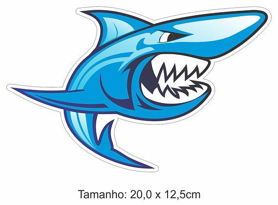 Adesivo Tubarão