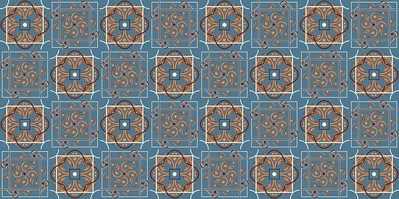 Adesivo Azulejo Português 09