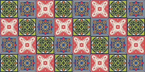 Adesivo Azulejo Português 18