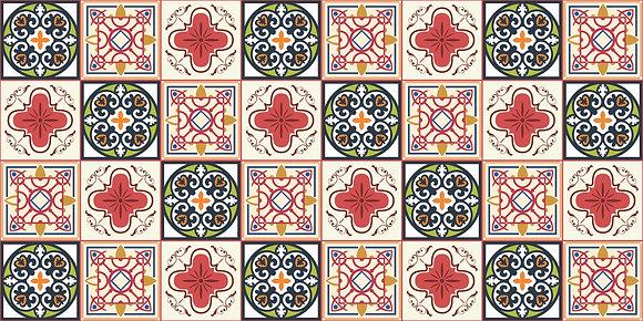 Adesivo Azulejo Português 17