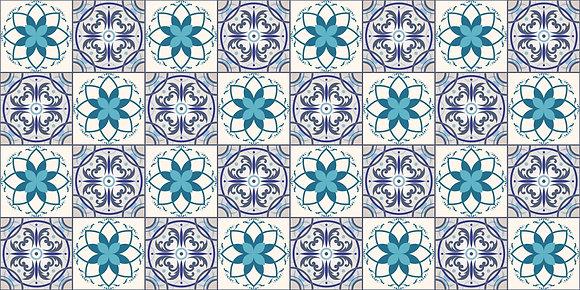 Adesivo Azulejo Português 12