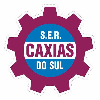 Adesivo Times - Caxias RS