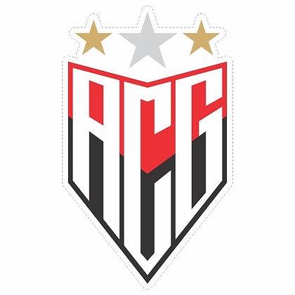 Adesivo Times - Atlético GO 2