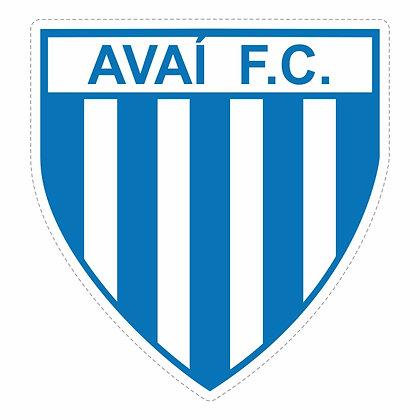 Adesivo Times - Avaí SC