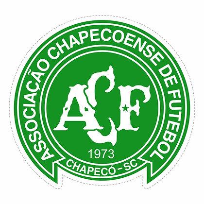Adesivo Times - Chapecoense SC