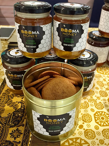 beemahoney cookies