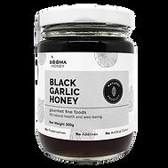 BLACK GARLIC HONEY 300G.png