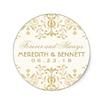 wedding tags by Beema honey