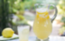 cotton blossom honey lemonade by Beema honey