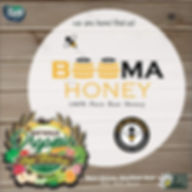 Beema honey at Baywalk organic pop market
