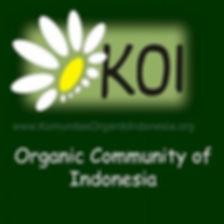 white flower by Komunitas Organik Indonesia
