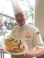 Felix Budisetiawan - Executive Chef