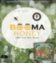 Beema honey at weekend organic market