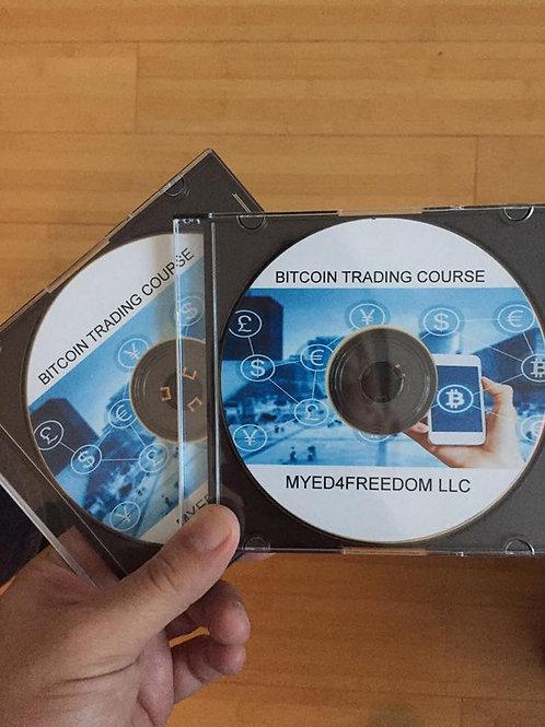 Bitcoin Trading Course CD
