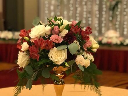 Guest Table Centerpiece