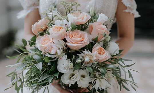 Singapoe Bridal Bouqet