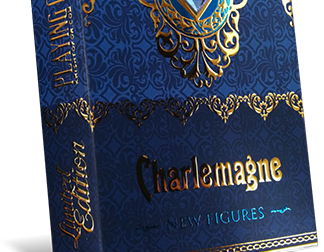 CHARLEMAGNE: NEW FIGURES