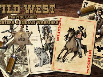 """""""Дикий Запад"""" от SPCC Ltd."""
