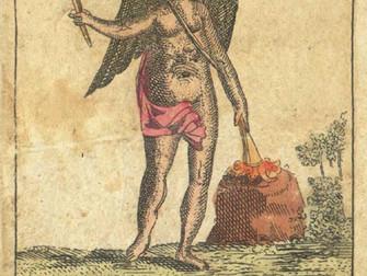 Новейшие гадательные карты, 1825 г.