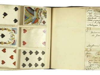 В библиотеку РКО добавлен раздел зарубежной литературы по игральным картам