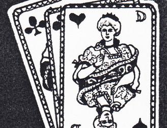 Похождения карточной дамы