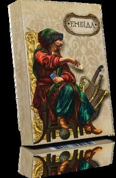 Игральные карты Энида