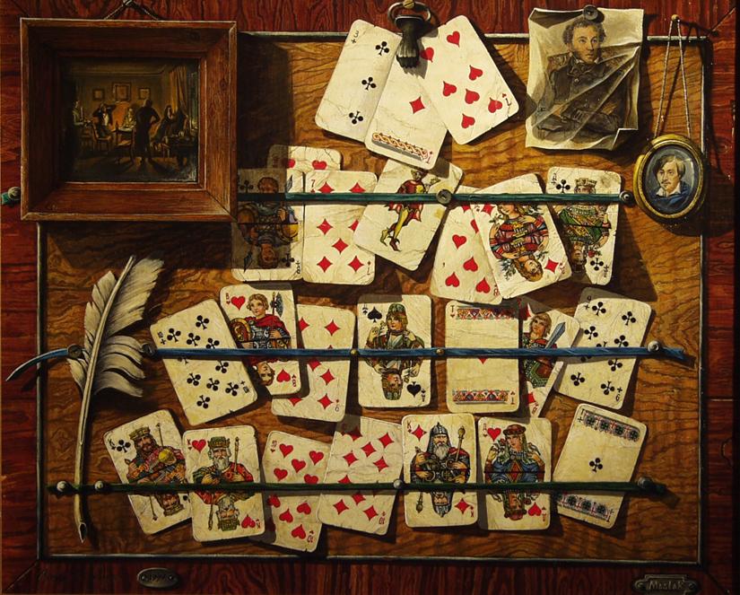 Из игральных карт своими руками