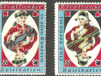 Почтовые и рекламные марки
