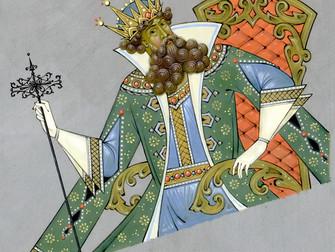 В стилистических традиция Палеха