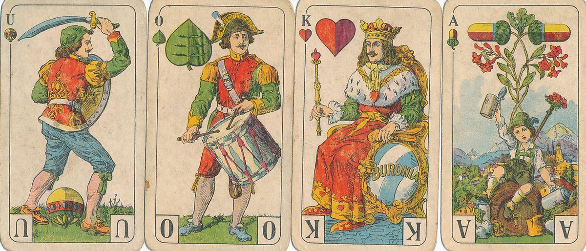 Баварский шаблон (полная картинка)