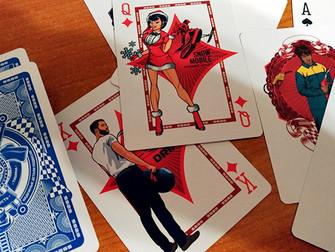 """Колода """"SS20"""" от Nage Cards"""