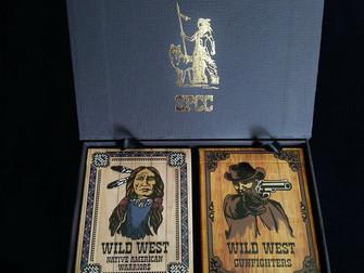 Проект Wild West доступен в Комиссионе.