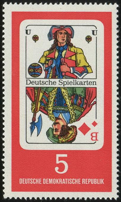 Deutsche Spielkarten 5