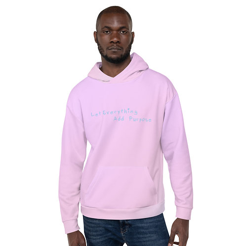 Unisex CC Qeuyl LEAP Hooded Sweatshirt