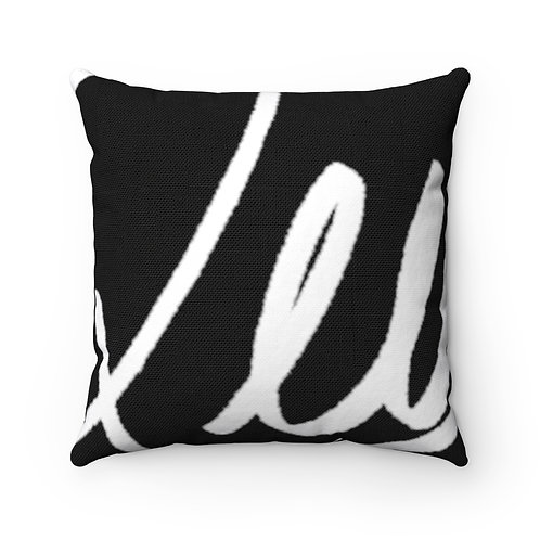 Qeuyl Polyester Square Pillow