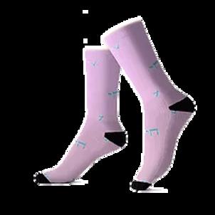 Cotton Candy Virtuez Socks