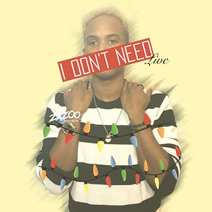 Qeuyl i dont need ( Live) cover.jpg