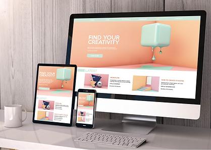 Webseiten Webdesign