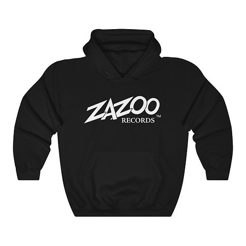 Unisex Zazoo Records Hooded Sweatshirt