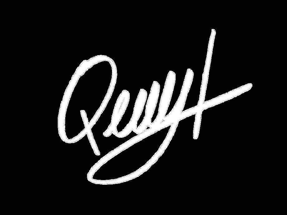 Qeuyl Autograph white