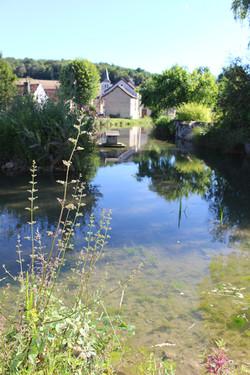 Le village d'Avot