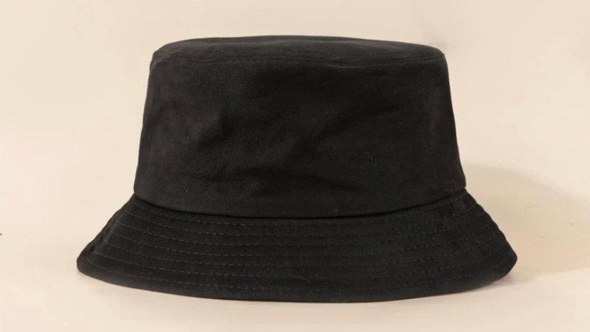 Bucket Hat (Black)