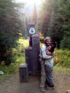 We finished the PCT!