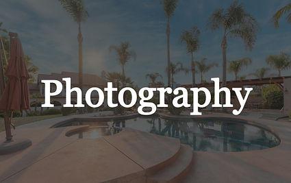 Photography Portfolio Page