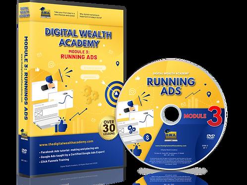 Module 3: Running Ads