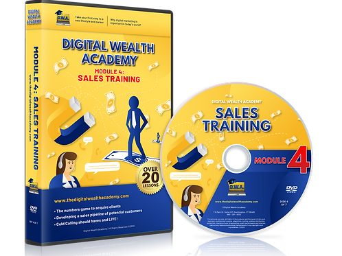 Module 4: Sales Training